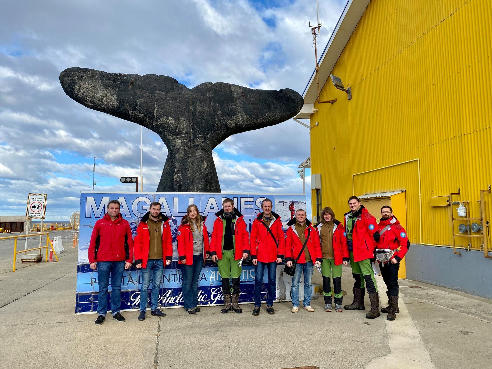 Одесский гидрометеоролог возвращается домой с Антарктики