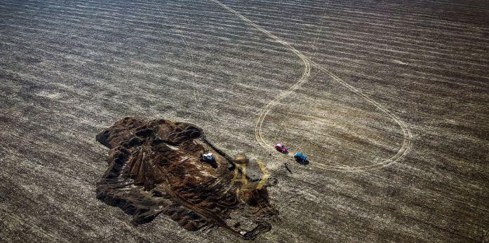 В 60 километрах от Одессы археологи раскопали курган: что нашли